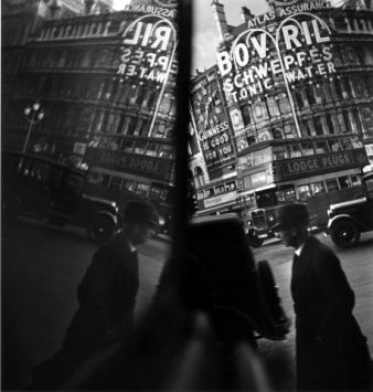 London Reflection 1949