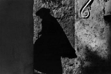 Positano Priest, Italy 1953