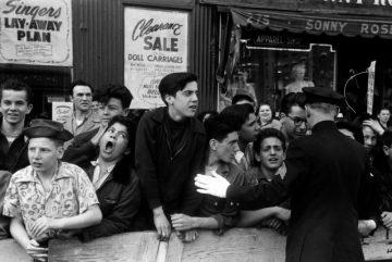 May Day Parade, NY 1951