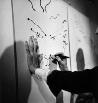 Jean Cocteau, Paris 1952