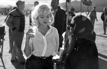 Marilyn Monroe, The Misfits, Nevada 1960