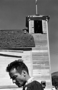 Montgomery Clift, Nevada 1960