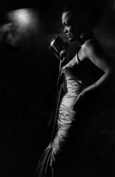 Eartha Kitt, NY 1952