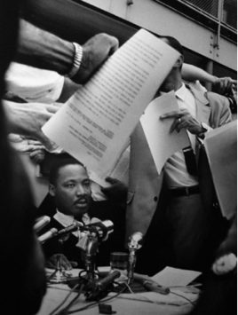 Martin Luther King, Jr, Birmingham 1963