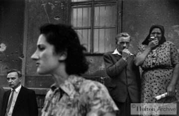 Homecoming Prisoners, 1947