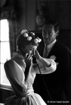 Audrey Hepburn, Wedding to Mel Ferrer