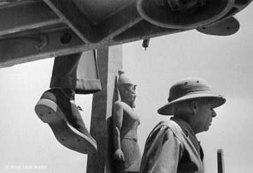 Howard Hawks, Director, Land of the Pharaohs, Egypt, 1955