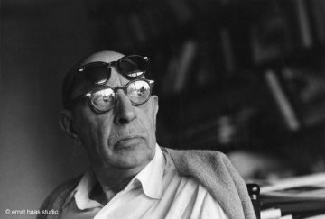 Igor Stravinsky, Noah and the Flood, New York, 1962