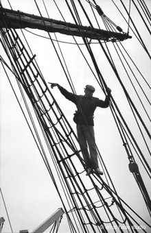 John Huston, Director, Moby Dick, 1956