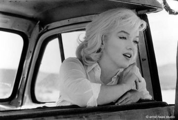 Marilyn Monroe, The Misfits, Nevada, 1960