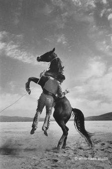 Set of The Misfits, Nevada, 1960