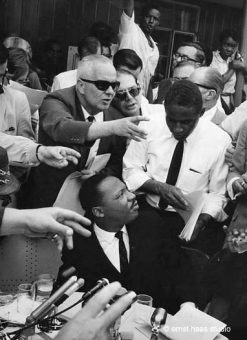 Martin Luther King, Jr, Birmingham, Alabama, 1963