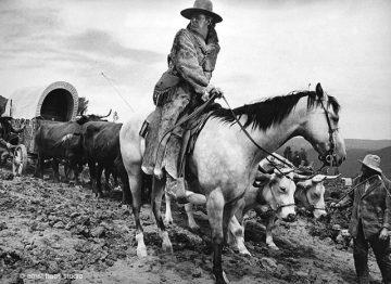 Robert Mitchum, Oregon Trail, 1959