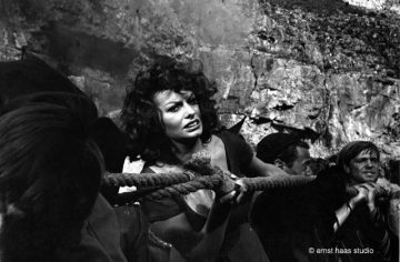 Sophia Loren, Pride and Passion, Spain, 1956
