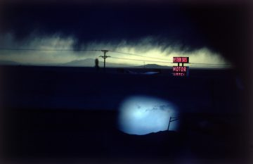Western Skies Motel, Albuquerque, New Mexico 1977