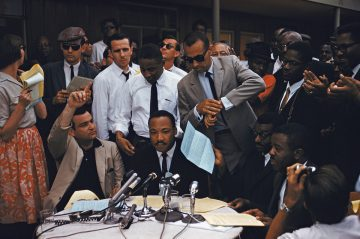 Martin Luther King, Jr. Birmingham, Alabama 1963