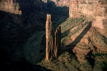 Spider Rock, Arizona 1977
