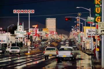 •Route 66, Albuquerque, New Mexico 1969