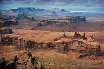•Monument Valley, Utah 1962