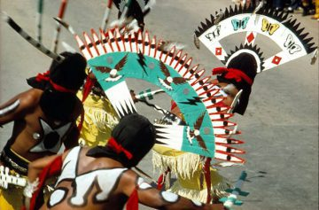 •Crow Indians, New Mexico 1969