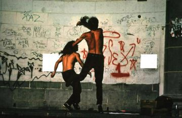 •Handball, Central Park, NY 1974