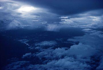 •Amazon Sky, Brazil 1960