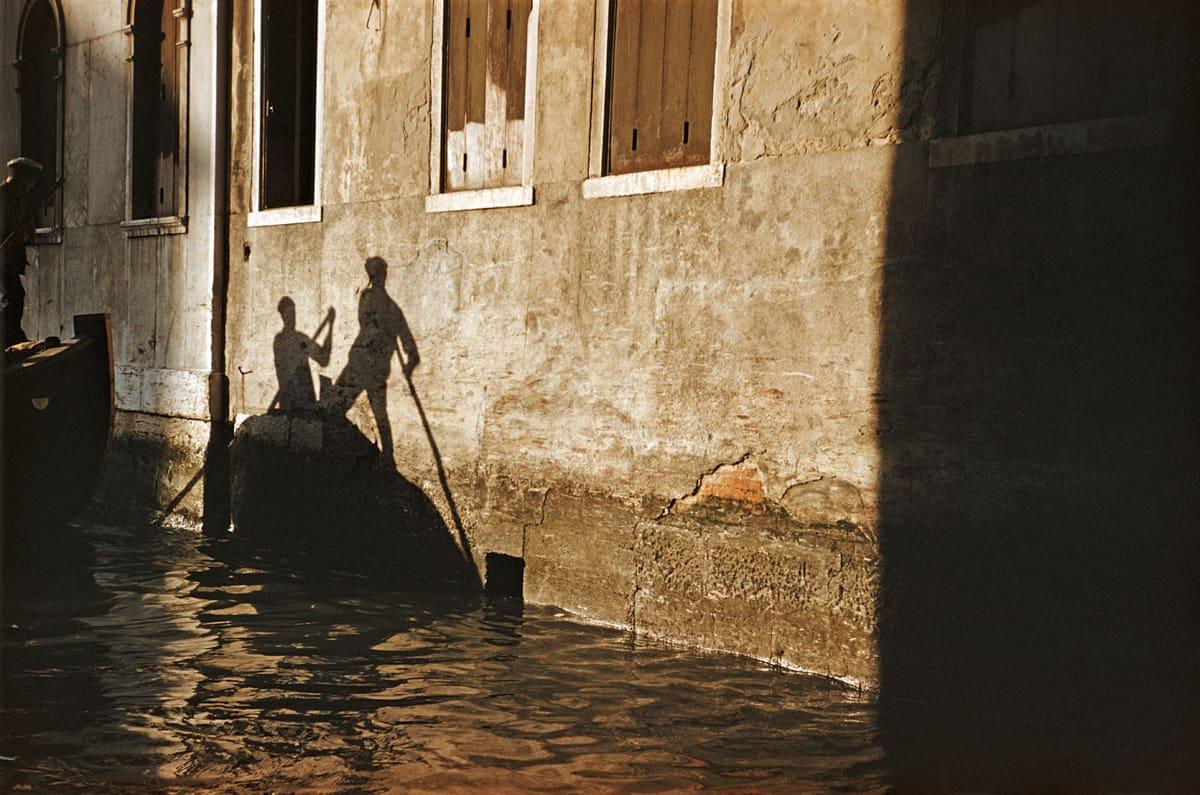 Venice, Italy 1955