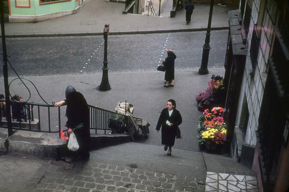 •Paris, France 1954