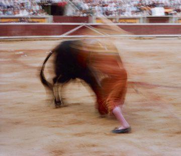 Pamplona, Spain 1956