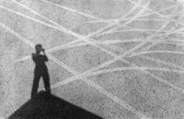 Self-Portrait, Nevada 1960
