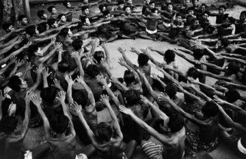Ceremonial Dance, Bali 1956