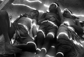 Egyptian Boys 1954