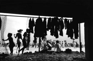 Boardwalk, Coney Island 1952