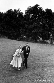 Audrey Hepburn, Wedding to Mel Ferrer
