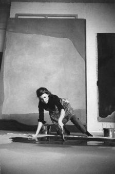Helen Frankenthaler, NY 1969