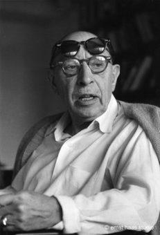 Igor Stravinsky, Noah and the Flood, New York, 1962