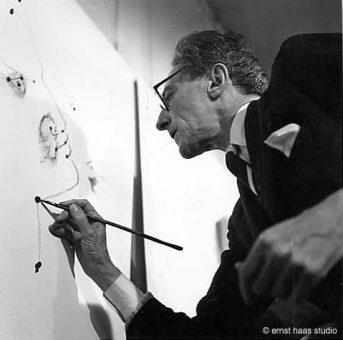 Jean Cocteau, Paris, 1952