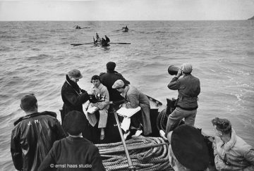 John Huston, Director, Moby Dick, 1956