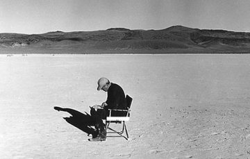 John Huston, Director, The Misfits, 1960