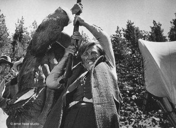 Kirk Douglas, Oregon Trail