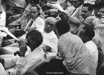Nehru, Bandung Conference, 1950s