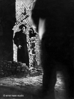 Orson Wells, The Third Man, Vienna, 1949