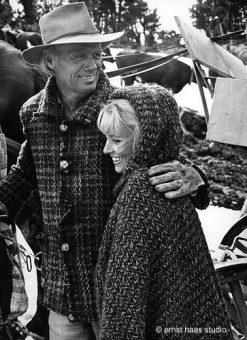 Richard Widmark, Oregon Trail, 1959