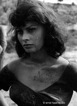 Sophia Loren, Pride and Passion, Spain, 1956