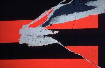 Torn Poster II—Redbird, NYC 1960