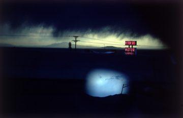 Western Skies Motel, Albuquerque, New Mexico 1977
