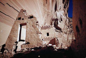 Canyon de Chelle, Arizona 1967