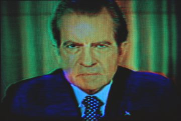 Nixon, New York 1973