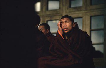Tantric Monk 1970