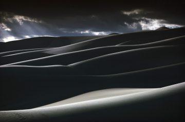 Great Sand Dunes, Colorado, USA 1978